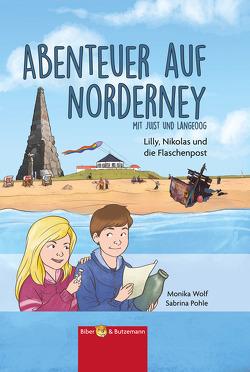 Abenteuer auf Norderney von Pohle,  Sabrina, Wolf,  Monika