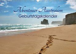 Abenteuer Australien – Geburtstagskalender (Wandkalender 2019 DIN A3 quer) von Wittstock,  Ralf