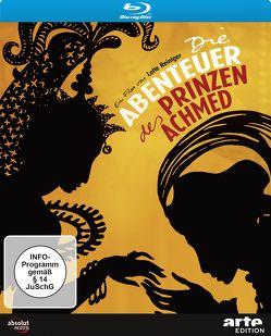 Abenteuer des Prinzen Achmed, Die (Blu-ray) von Reiniger,  Lotte