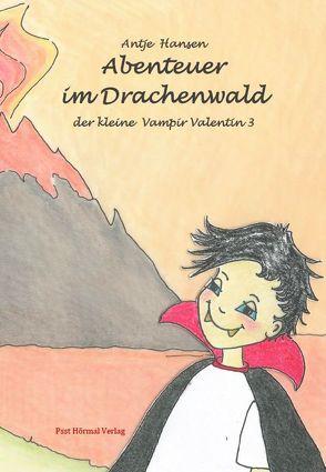 Abenteuer im Drachenwald von Hansen,  Antje