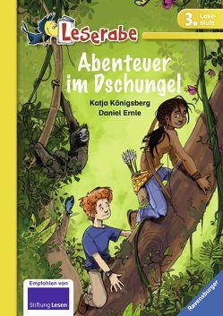 Abenteuer im Dschungel von Ernle,  Daniel, Königsberg,  Katja