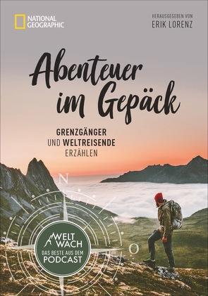 Abenteuer im Gepäck von Lorenz,  Erik