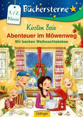 Abenteuer im Möwenweg von Boie,  Kirsten, Reitz,  Nadine