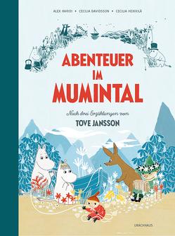 Abenteuer im Mumintal von Davidsson,  Cecilia, Haridi,  Alex, Heikkilä,  Cecilia