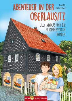 Abenteuer in der Oberlausitz von Meinicke,  Claudia Gabriele, Schreiter,  Judith
