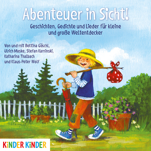Abenteuer in Sicht! von Goeschl,  Bettina, Maske,  Ulrich