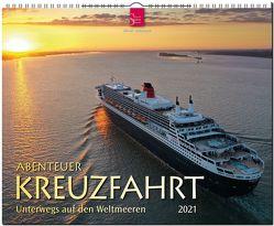 Abenteuer Kreuzfahrt – Unterwegs auf den Weltmeeren von Asmussen,  Oliver