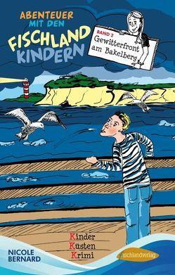 Abenteuer mit den Fischlandkindern von Bernard,  Nicole, Heidemann,  Ulrike