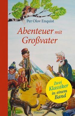 Abenteuer mit Großvater von Butt,  Wolfgang, Enquist,  Per Olov, Erlbruch,  Leonard