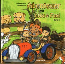 Abenteuer mit Lisa und Faxi von Georgi,  Heike, Hesseler,  Doris