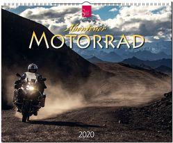 Abenteuer Motorrad von Martin,  Michael