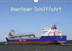 Abenteuer Schifffahrt (Wandkalender 2019 DIN A4 quer) von Brötzmann,  Susanne