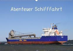 Abenteuer Schifffahrt (Wandkalender 2021 DIN A2 quer) von Brötzmann,  Susanne
