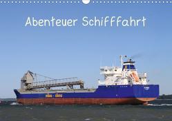Abenteuer Schifffahrt (Wandkalender 2021 DIN A3 quer) von Brötzmann,  Susanne