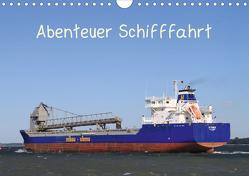 Abenteuer Schifffahrt (Wandkalender 2021 DIN A4 quer) von Brötzmann,  Susanne