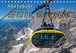 Abenteuer Seilbahn (Tischkalender 2018 DIN A5 quer) von Roder,  Peter