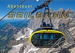 Abenteuer Seilbahn (Wandkalender 2018 DIN A2 quer) von Roder,  Peter