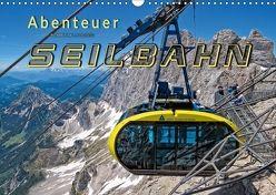 Abenteuer Seilbahn (Wandkalender 2018 DIN A3 quer) von Roder,  Peter