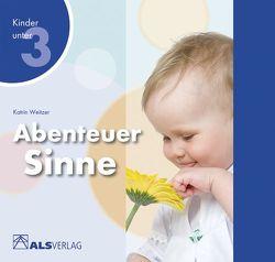 Abenteuer Sinne von Kreide,  Ingrid, Weitzer,  Katrin