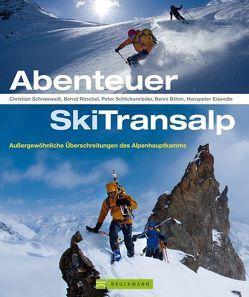 Abenteuer SkiTransalp von Ritschel,  Bernd, Schneeweiß,  Christian