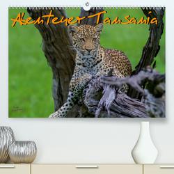 Abenteuer Tansania, Afrika (Premium, hochwertiger DIN A2 Wandkalender 2020, Kunstdruck in Hochglanz) von Struckmann,  Frank