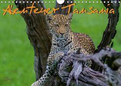 Abenteuer Tansania, Afrika (Wandkalender 2019 DIN A4 quer) von Struckmann,  Frank