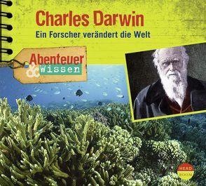 Abenteuer & Wissen: Charles Darwin von Nielsen,  Maja, Singer,  Theresia