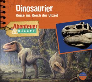 Abenteuer & Wissen: Dinosaurier von Frey,  Eberhard, Nielsen,  Maja, Singer,  Theresia