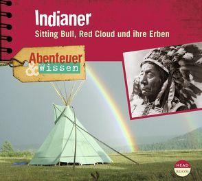 Abenteuer & Wissen: Indianer von Nielsen,  Maja, Singer,  Theresia