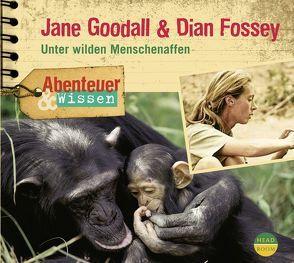 Abenteuer & Wissen: Jane Goodall & Dian Fossey von Nielsen,  Maja, Singer,  Theresia
