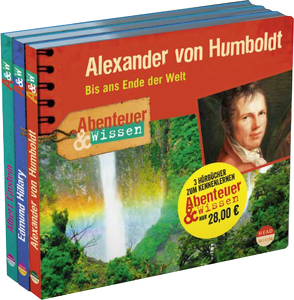 Abenteuer & Wissen Kennenlernangebot von Diverse, Hempel,  Berit, Singer,  Theresia, Steudtner,  Robert