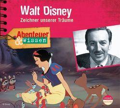 Abenteuer & Wissen: Walt Disney von Singer,  Theresia, Welteroth,  Ute