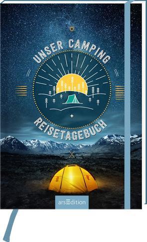 Abenteuerleben. Unser Campingtagebuch von Enders,  Marielle