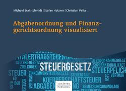Abgabenordnung und Finanzgerichtsordnung visualisiert von Holzner,  Stefan, Pelke,  Christian, Stahlschmidt,  Michael