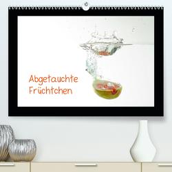 Abgetauchte Früchtchen (Premium, hochwertiger DIN A2 Wandkalender 2020, Kunstdruck in Hochglanz) von Albicker,  Gerhard