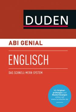 Abi genial Englisch von Bauer,  Ulrich, Schmitz-Wensch,  Elisabeth