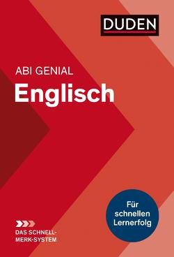 Abi genial Englisch: Das Schnell-Merk-System von Bauer,  Ulrich, Schmitz-Wensch,  Elisabeth