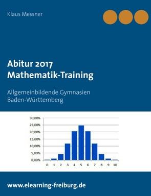 Abitur 2017 von Messner,  Klaus