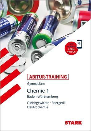 STARK Abitur-Training – Chemie Band 1 – BaWü von Kanz,  Karl, Moll,  Helmut