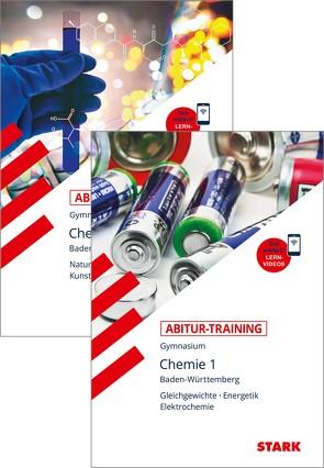 STARK Abitur-Training – Chemie Band 1+2 – BaWü von Kanz,  Karl, Maulbetsch,  Dr. Karl-Eugen, Moll,  Helmut