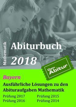 Abiturbuch 2018 Mathematik von Radulescu,  Ionut