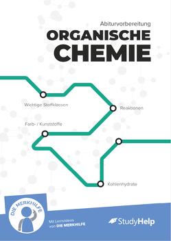 Abiturvorbereitung organische Chemie von Boele,  Nadine