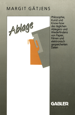 Ablage von Gätjens-Reuter,  Margit