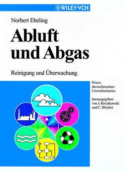 Abluft und Abgas von Ebeling,  Norbert