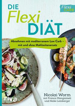 Die Flexi-Diät von Lemberger,  Heike, Mangiameli,  Franca, Worm,  Nicolai