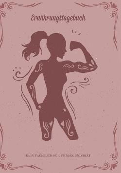 Abnehmen und Ernährungstagebuch: Diättagebuch und Fitnesstagebuch zum Abnehmen – Dein Tagebuch für Fitness und Diät von Retta,  Dietta