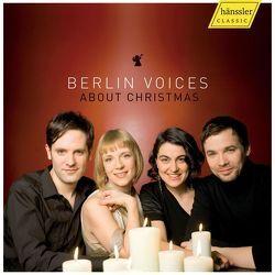 About Christmas von Benn,  Kristofer, Kaiser,  Esther, Kaiser,  Sarah, Secara,  Marc