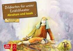 Abraham und Isaak. Kamishibai Bildkartenset. von Lefin,  Petra, Nommensen,  Klaus-Uwe