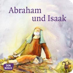Abraham und Isaak. Mini-Bilderbuch. von Lefin,  Petra, Nommensen,  Klaus-Uwe
