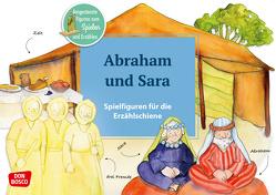 Abraham und Sara. Spielfiguren für die Erzählschiene. von Lefin,  Petra